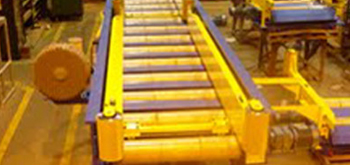 Conveyor Frames for the Aluminum Industry