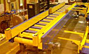 Custom Manufacturing of Conveyor Frames for the Aluminum Industry