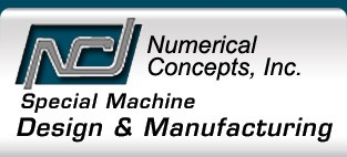 Numerical Concepts, Inc. - Special Machine Design & Manufacturing